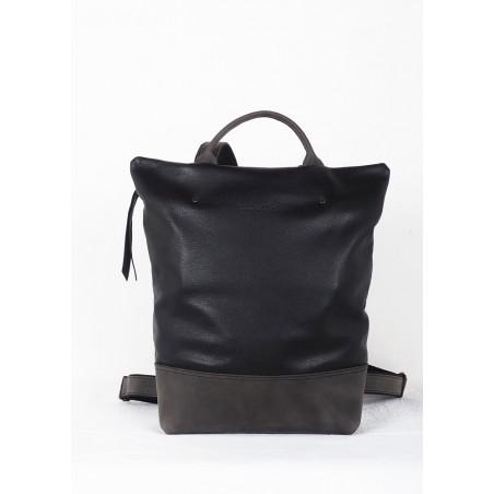 Bolso de cuero pequeño · Standard Hibrid Marrón