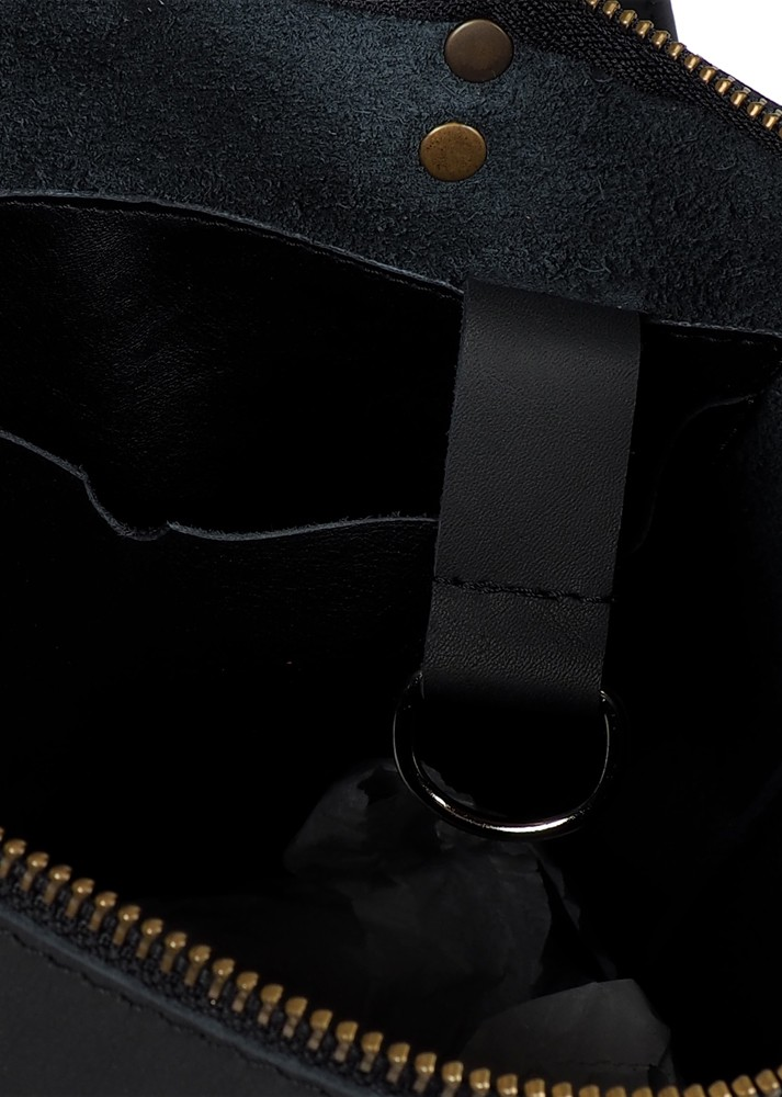 Cow leather belt unisex
