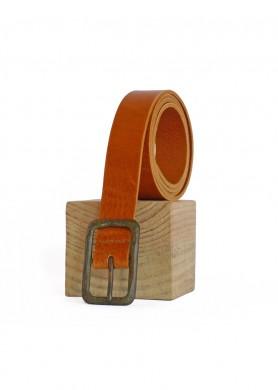 Cinturón de cuero marrón 30...